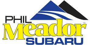 Phil Meador Subaru Dealership Logo