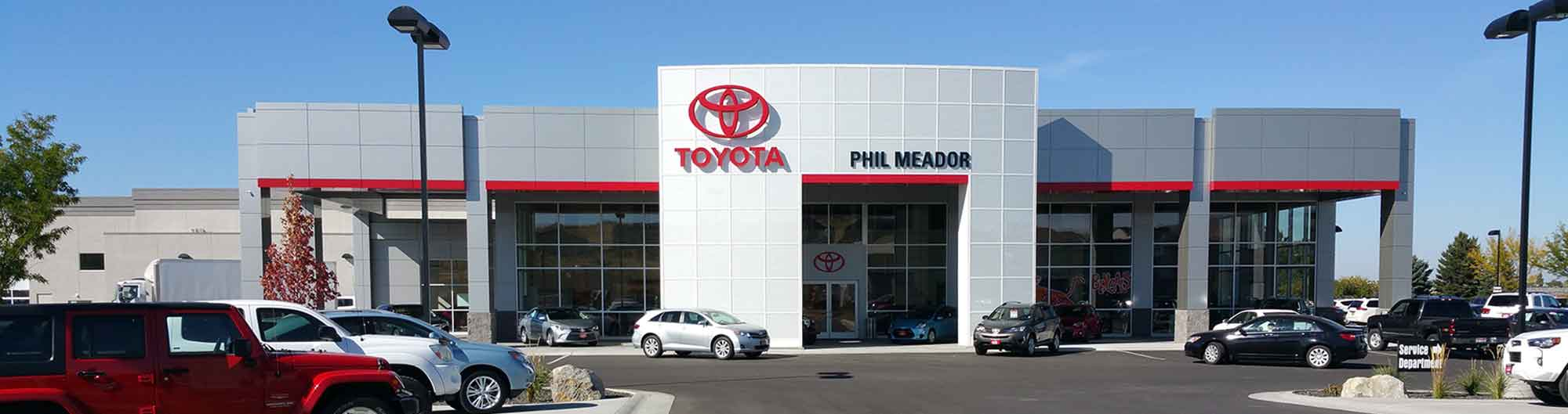 Phil Meador Toyota